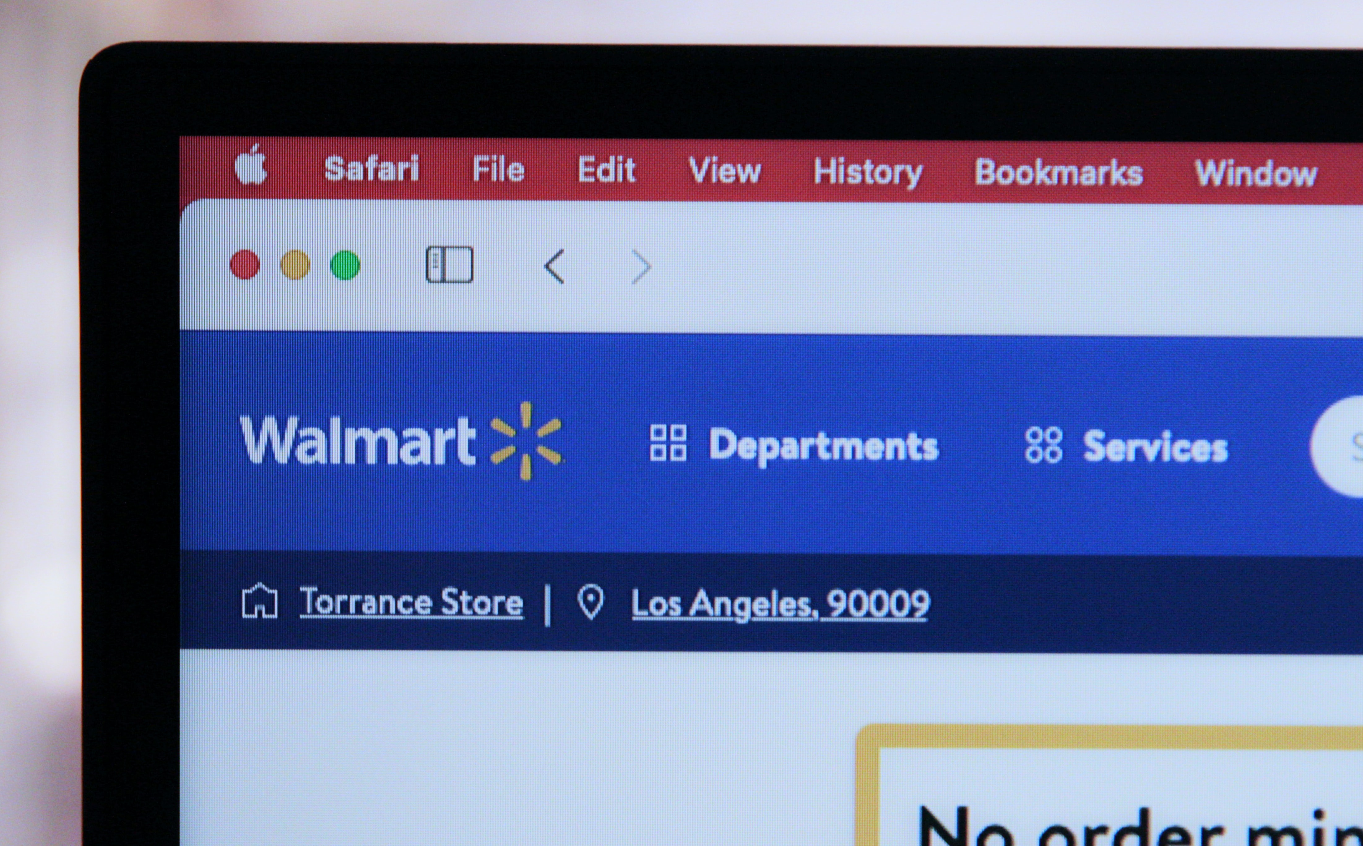 Walmart announced a driverless delivery service.